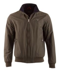 Gant Wayside Jacket Soil Green