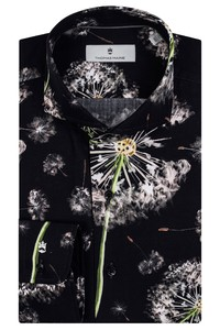 Thomas Maine Cutaway Dandelion Fantasy Overhemd Navy