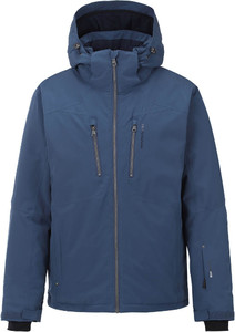 Tenson Yanis Jacket Dark Evening Blue