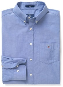 Gant The Broadcloth Yale Blue
