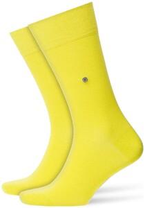 Burlington Lord Socks Sulfur
