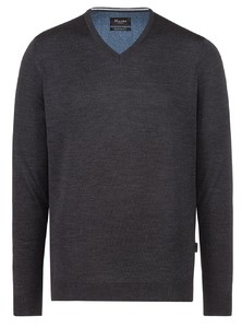 Maerz Merino Superwash Extra Long Sleeve Antraciet