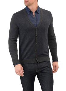 Maerz Merino Vest Grey Shadow
