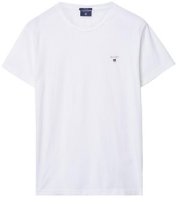 Gant Gant The Original T-Shirt Wit