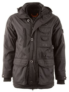 Tenson Bear Creak Jacket Zwart