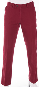 Gardeur Pima Cotton Stretch Rood