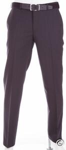 MENS Madrid Thin Wool Pants Anthracite Grey