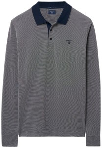 Gant 4 Color Oxford Stone Grey