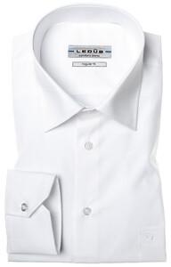 Ledûb Dress Shirt 55-45 Wit