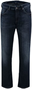 Gardeur Regular Fit 5-Pocket Jeans Navy