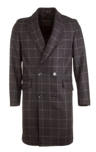 Daks Napton Coat Zwart