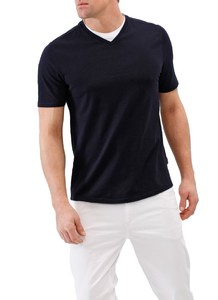 Maerz V-Neck Uni Navy