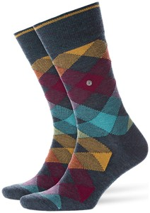 Burlington Newcastle Socks Scarab