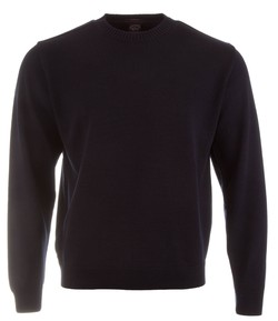 Paul & Shark Bretagne Light Shark Fit O-Neck Navy