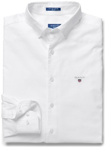 Gant Tech Prep Oxford Plain Wit