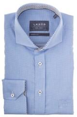 Ledûb Winter Deal Shirt Licht Blauw