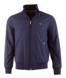 Gant The Hampshire Jacket Classic Blue