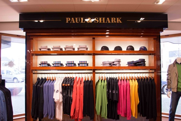 Paul & Shark Corner
