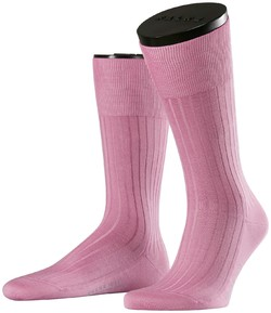 Falke No. 13 Finest Piuma Cotton Zacht Roze