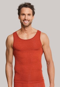 Schiesser Personal Fit Singlet Whisky