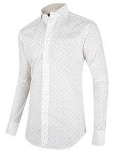 Cavallaro Napoli Palma Shirt Wit