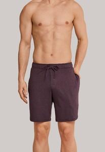 Schiesser Mix & Relax Modal Shorts Maroon