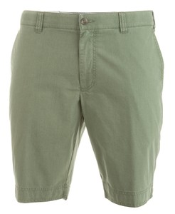 MENS Modern Fit Kuba Shorts Groen