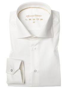 Ledûb Slim-Fit Special Edition Off White