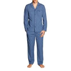 Gant Pyjama Set Shirt Blue Stripe Salty Sea