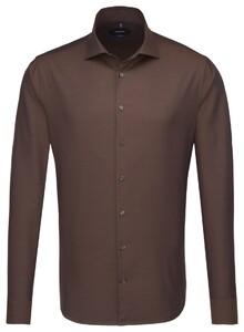 Seidensticker Tailored Spread Kent Taupe