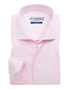 Ledûb Dress-Shirt Non-Iron Roze