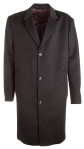 Pierre Cardin Basic Long Coat Zwart