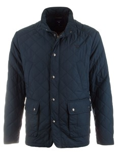 Gant The Central Pond Quilter Yankee Blue