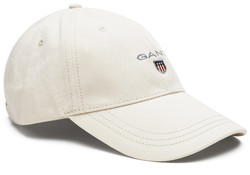 Gant Basic Cap Off White