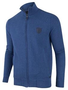 Cavallaro Napoli Fulvio Sweat Midden Blauw