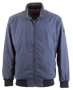 Paul & Shark SuperSoft MicroFiber Jacket Midden Blauw
