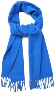 Gant Lamswollen Sjaal College Blue